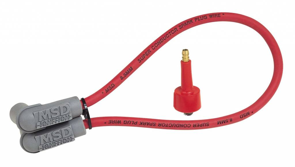 MSD Ignition 84039 Spark Plug Wires | Ignitionproducts.eu on