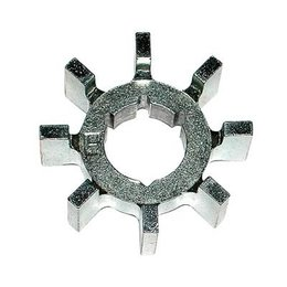 MSD Ignition Reluctor, for MSD Distributors, keyed + or - 10°