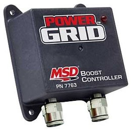MSD Ignition Boost Timing Controller