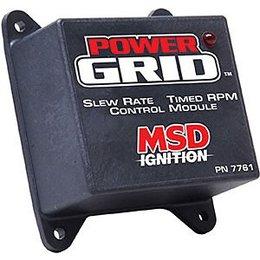 MSD ignition ARC Module, Power Grid
