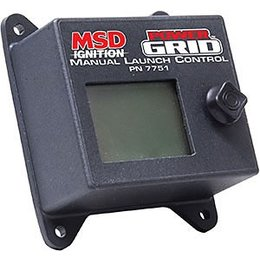 MSD ignition Launch Controll Module, Power Grid