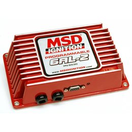 MSD Ignition Programmeerbare MSD 6AL-2 digitale Ignition Box universeel