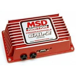 MSD ignition Programmeerbare MSD 6AL-2 digitale Ignition Box universeel