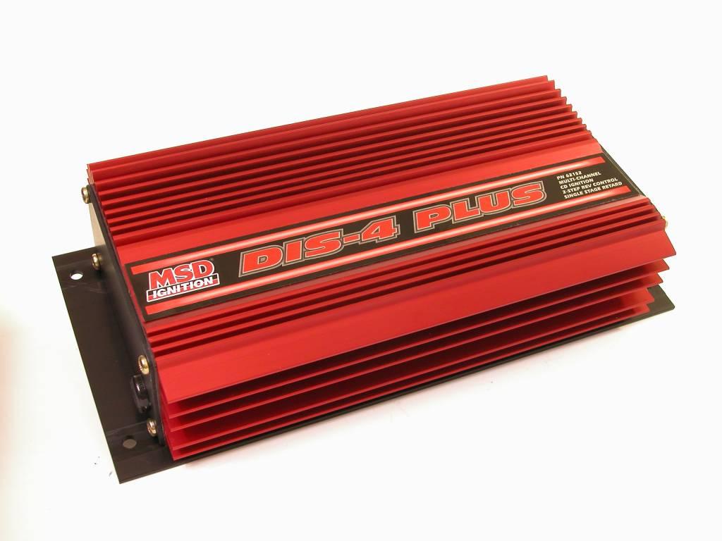 MSD Ignition MSD DIS-4 Plus, Distributorless 4 Channel