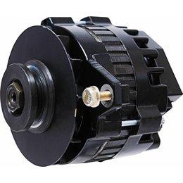 MSD Dynaforce Dynaforce Black GM CS130 120 amps, V-belt Pulley Internal Regulator