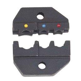 MSD Ignition Crimp Jaws, Amp Lug Terminals, fits PN 35051