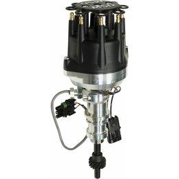 MSD ignition Distributor, Ford Cam Sync, 351W, Steel Gear