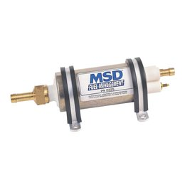 MSD ignition High Pressure Electric Fuel Pump, 43 GPH