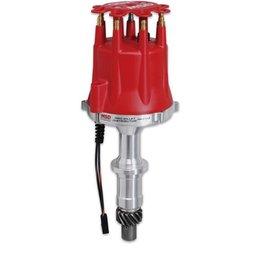 MSD ignition Distributor Pro-Billet V8, 326-455