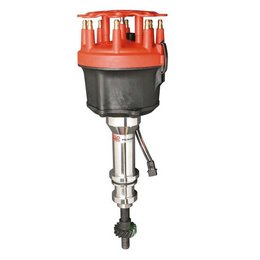 MSD ignition Distributor, Ford 351W, with Hydraulic Roller Steel Gear