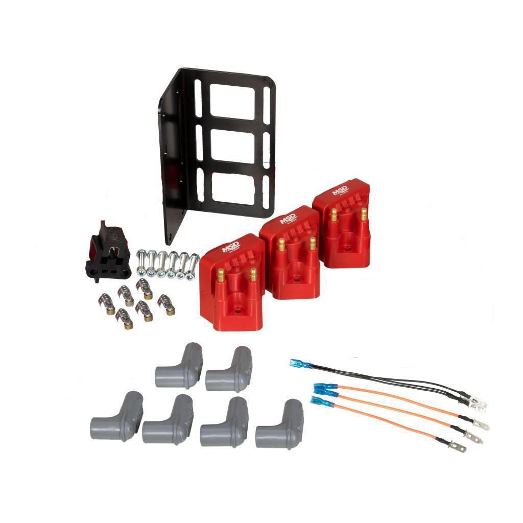 msd ignition msd ignition vw golf vr6 upgrade kit