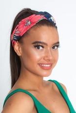 Dames Haarband Flower
