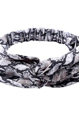 Dames Haarband Snakeprint