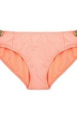 Sale Boho Bikini Fancy Peach Bottom