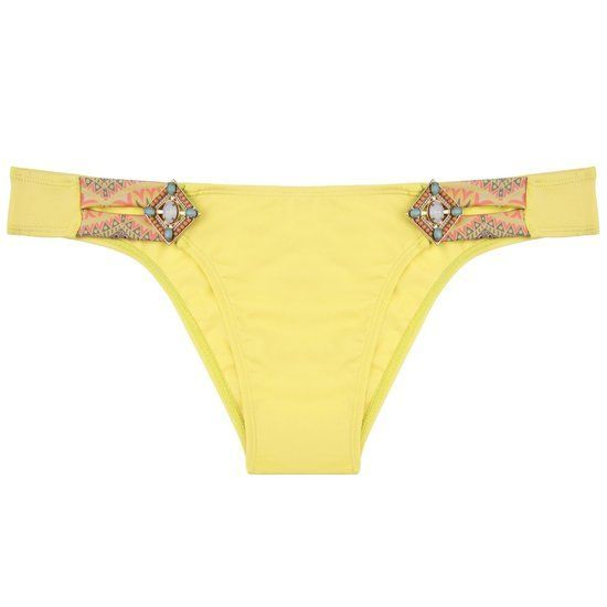 Boho Lush Yellow Bottom