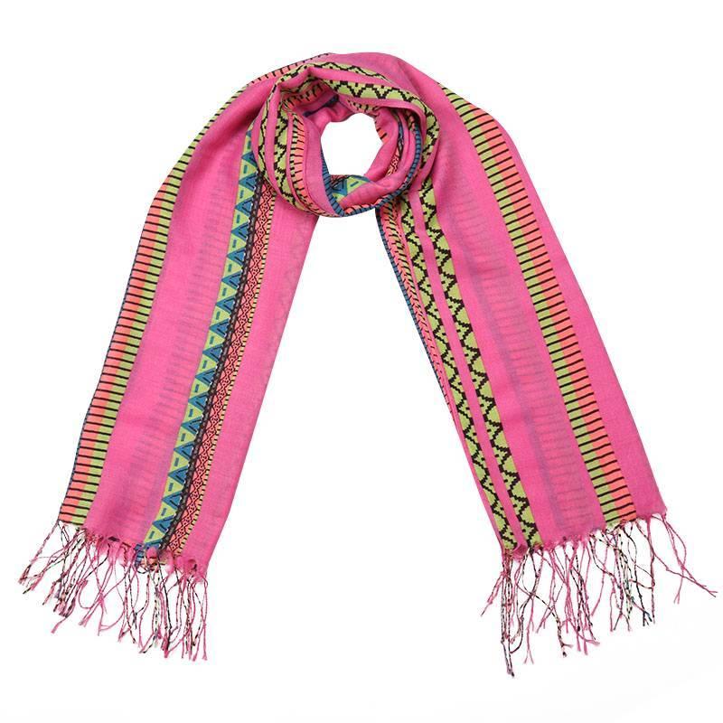 Sjaal Dames Roze