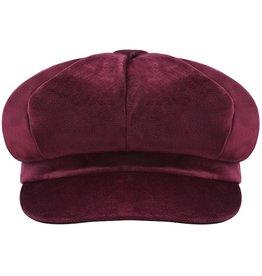 Dames Velvet Cap