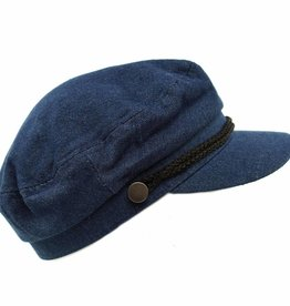 Dames Denim Sailor Cap