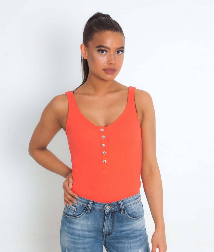 Body Oranje Dames