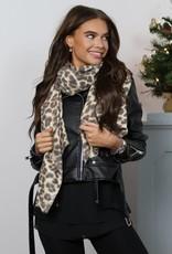 Sjaal Leopard Luxery