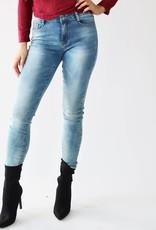 Dames Spijkerbroek Blauw