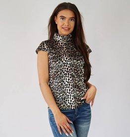 Velvet Top Leopard