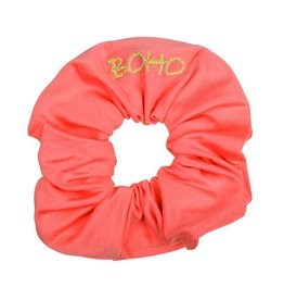 Boho Bikini Scrunchie Red