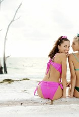 Boho Bikini Scrunchie Mint