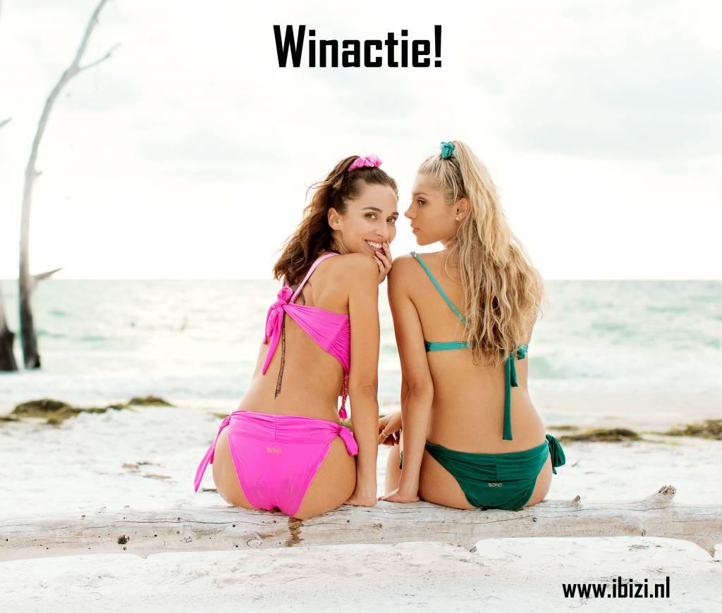 Winactie! Win een bikini naar keuze van het merk Boho Bikini!