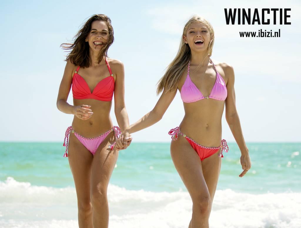 Winactie -  Win een Boho Bikini pakket t.w.v. 254,- Nieuwe Collectie 2019