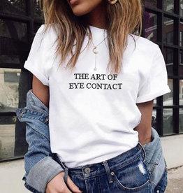 Shirt The Art Of Eyecontact