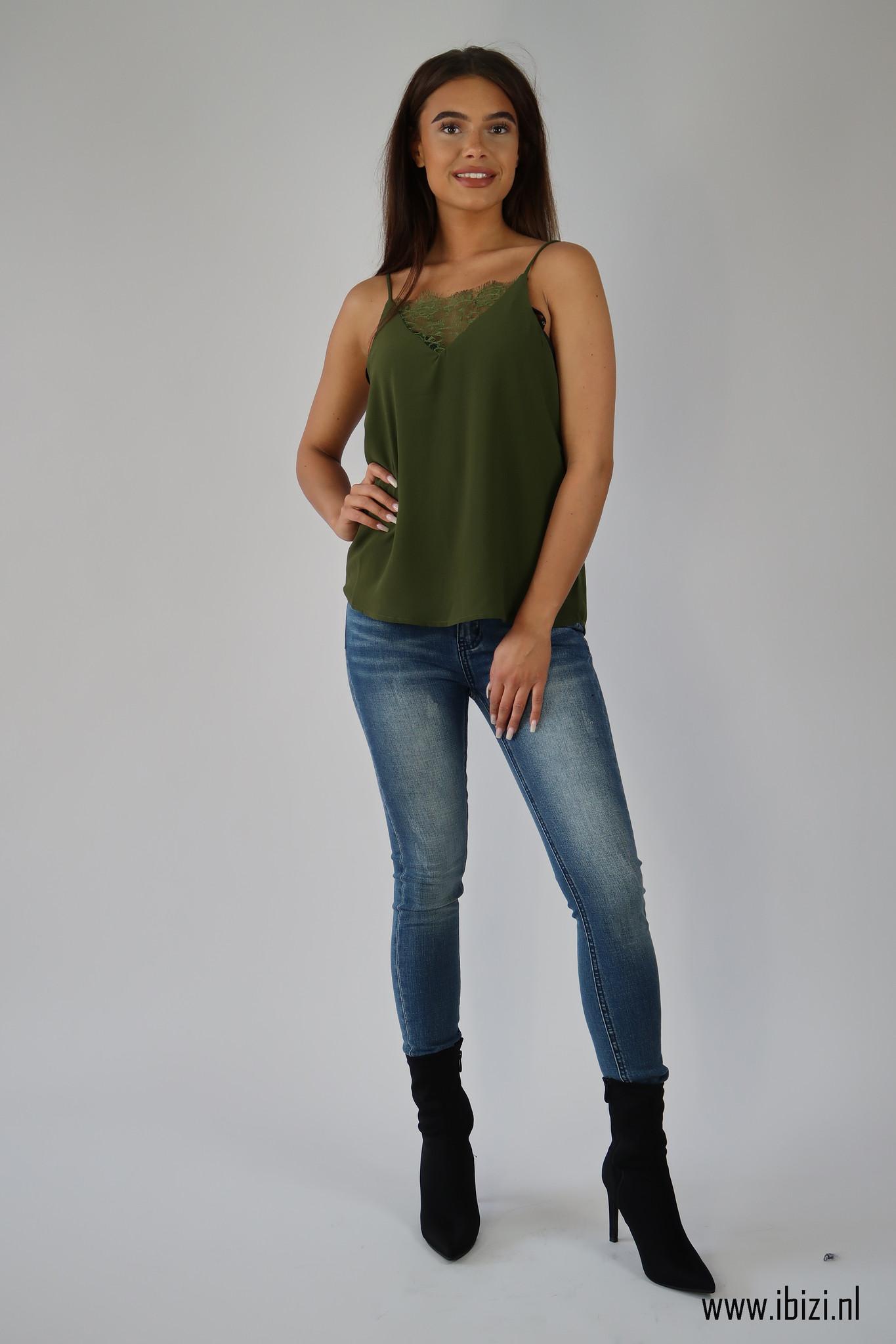Skinny Jeans Dames - Skinny Broek Combineren