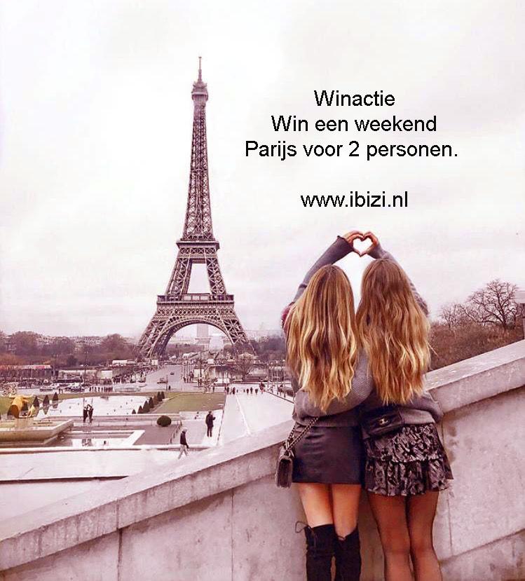 Winactie - Win een weekend Parijs voor 2 personen!