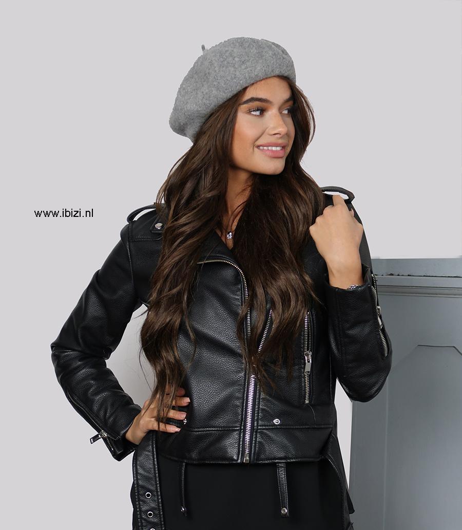 Dames Baret - Hoe draag je de dames baret? Trend 2019