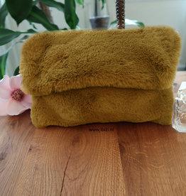Teddy Tas Geel - Faux Fur