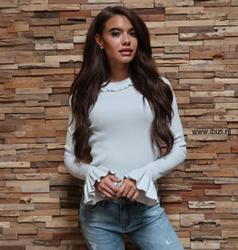 Ruffle Top Wit