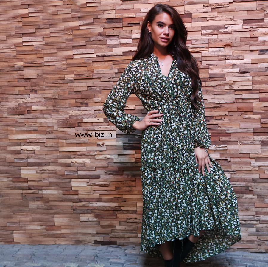 Maxi Dress Print
