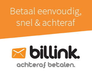 Kleding Achteraf Betalen - Afterpay - Billink