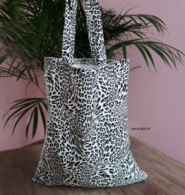 Animal Print Tas - Tote