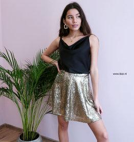 Rok Goud Glitter
