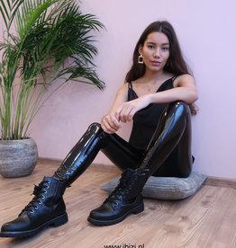 Zwarte Laarsjes - Boots Black