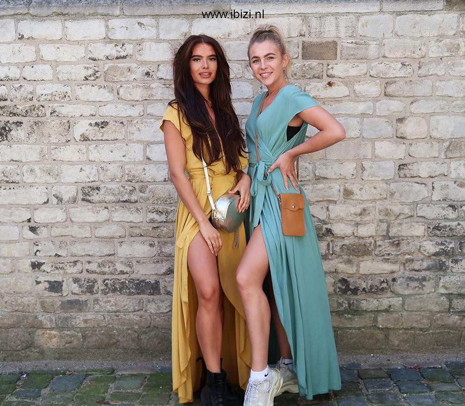 Maxi Jurk Dames Festival