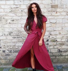Maxi Dress Roze