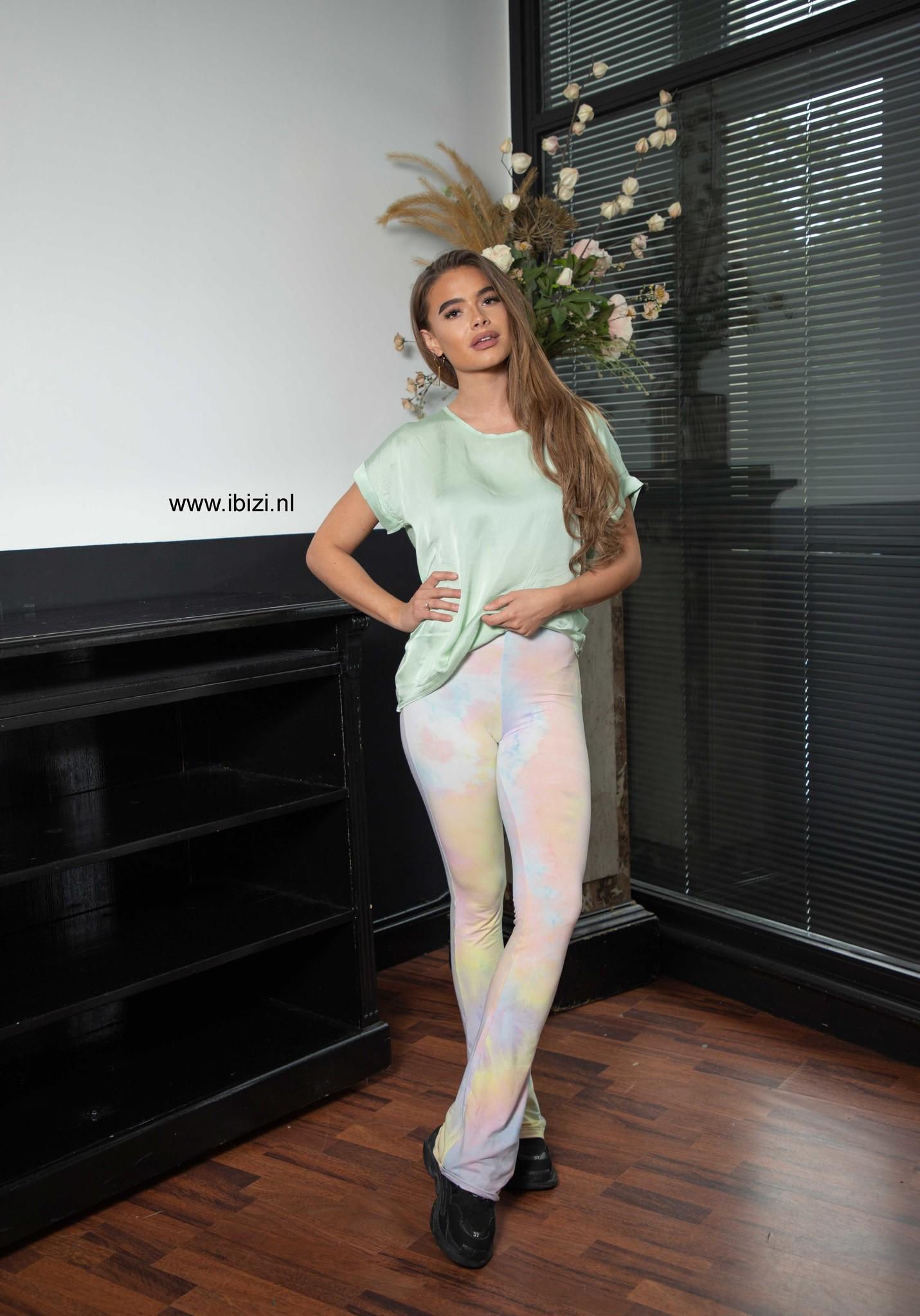 Silky Top Green