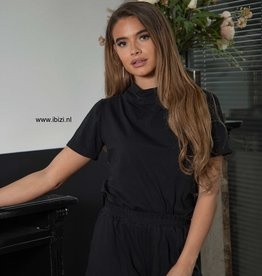Kylie Two Piece Set Zwart