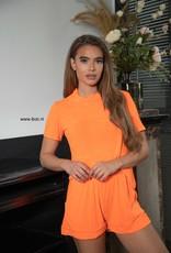 Kylie Two Piece Set Oranje
