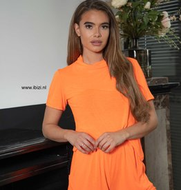 Kylie Two Piece Set Oranje