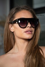 Kardashian Inspired Zonnebril Zwart