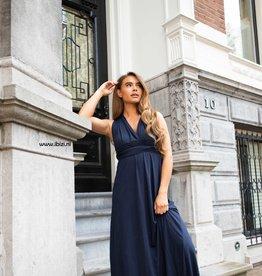 Infinity Dress Donkerblauw