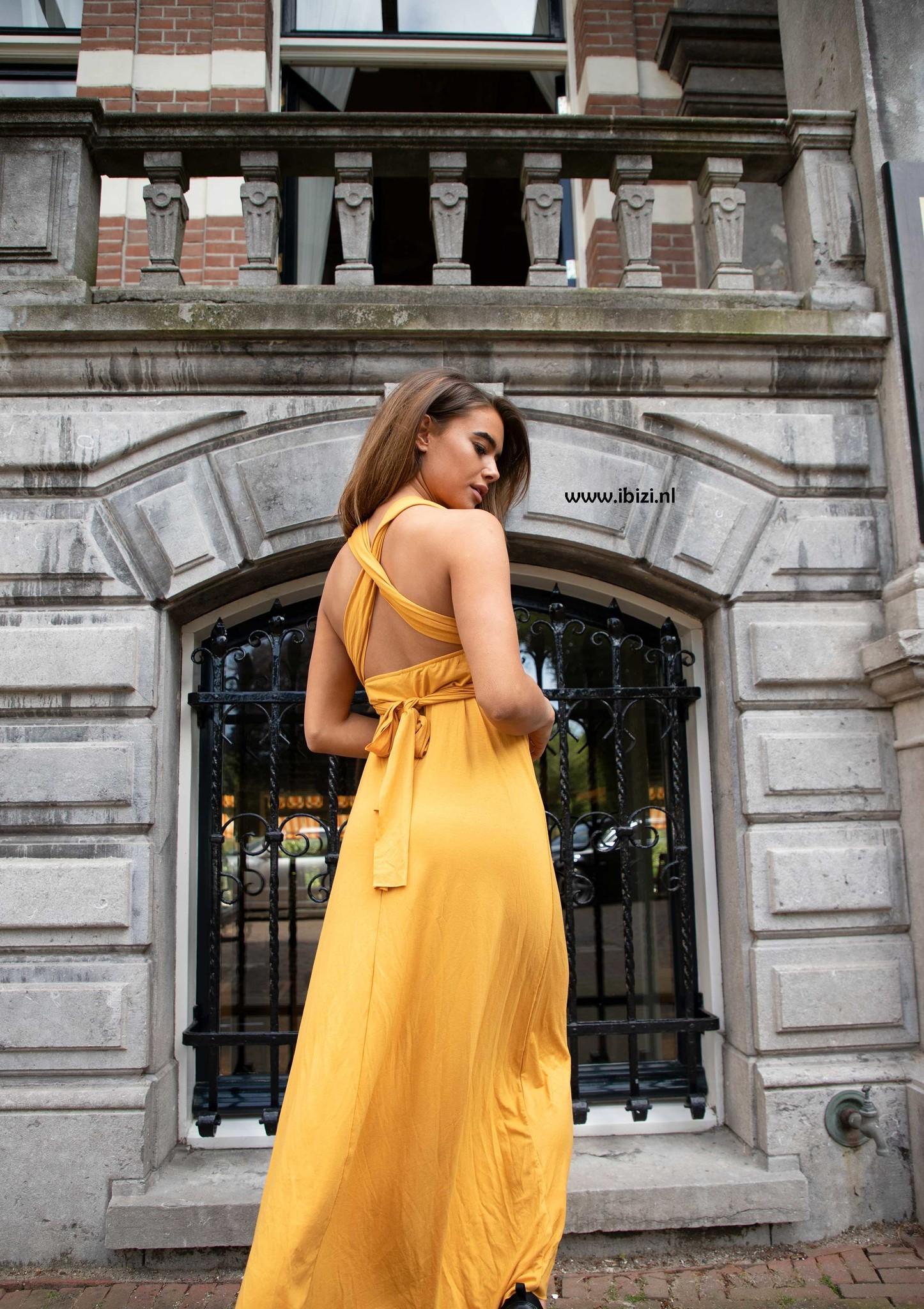Maxi Jurk - Infinity Dress